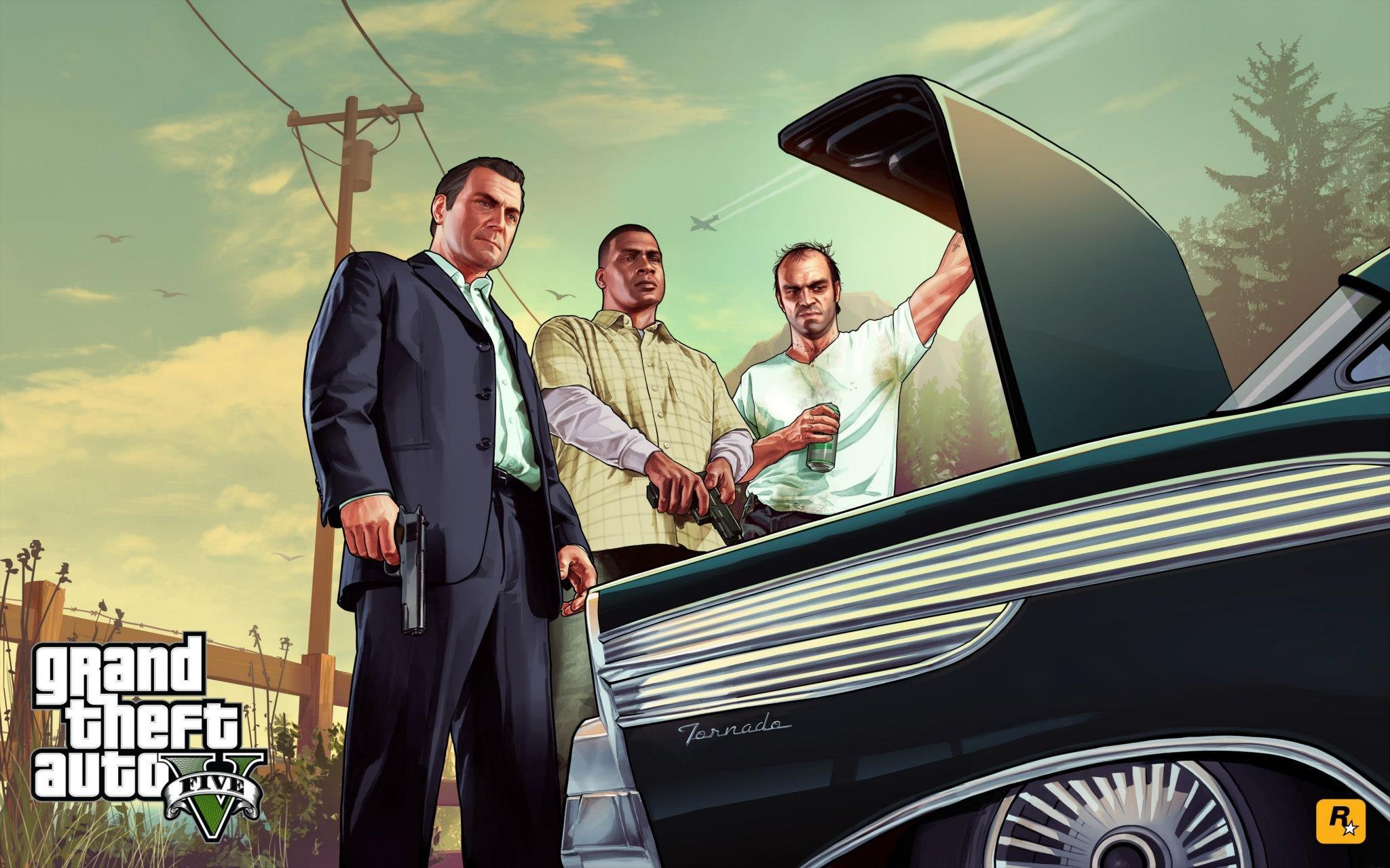 Los juegos de Grand Theft Auto en 3D