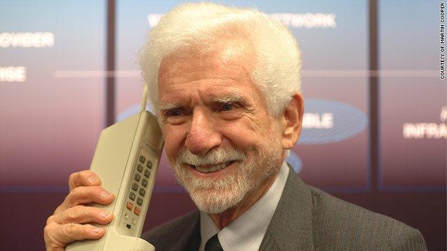40 años de telefonía móvil