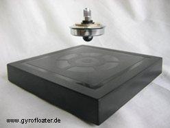 GyroFloater, un juguete para nerds.