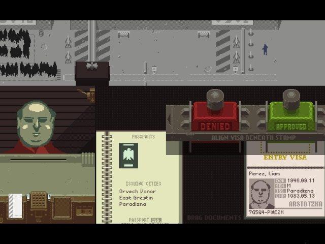 Papers, please: Burocracia hecha juego (trailer)