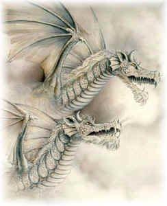 Descubren un dragón volador en China