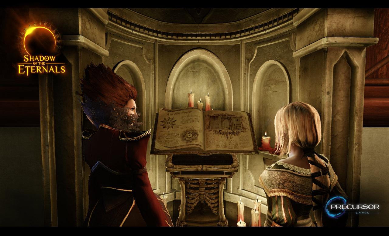 Shadow of the Eternals: El sucesor espiritual de Eternal Darkness (Trailer)