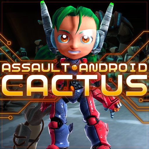 Assault Android Cactus (Trailer)