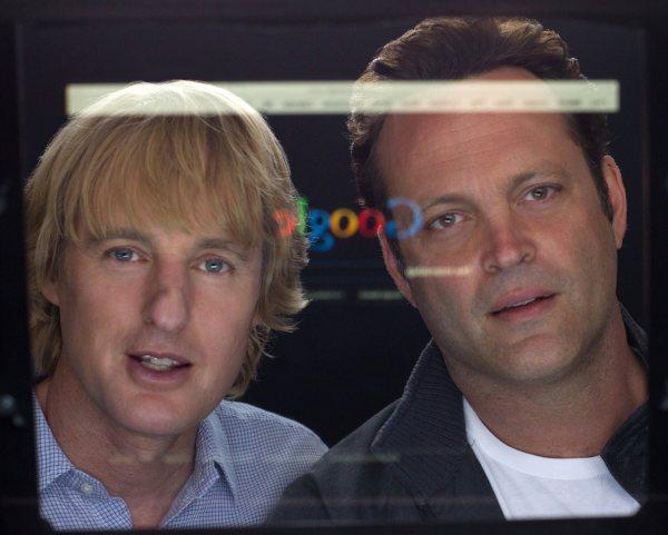 The Internship: Cómo trabajar en Google (Trailer)