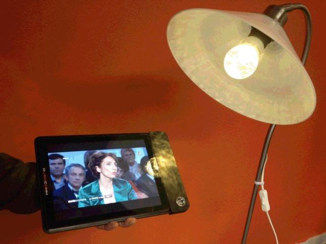 Li-Fi: Un WiFi hecho de luz