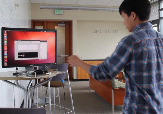 WiSee: Detección de gestos a través de WiFi