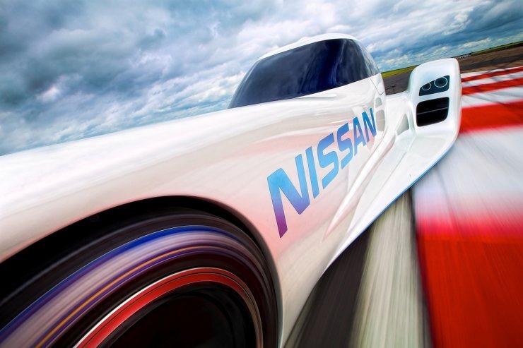 ZEOD: El coche eléctrico más rápido es de Nissan