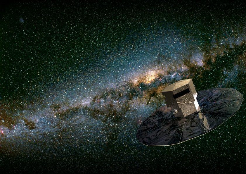 Gaia: El telescopio que hará un mapa 3D de la galaxia