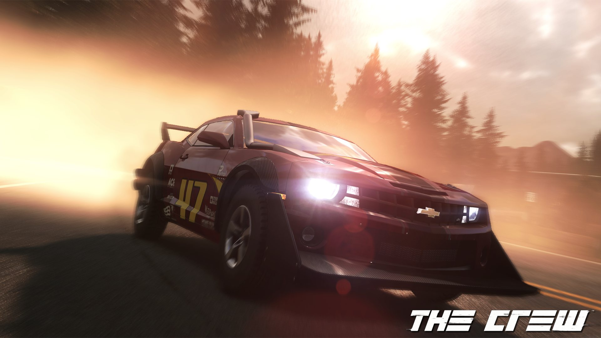 The Crew: Crimen y carreras ilegales