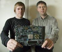 Computadora evolutiva: mejora su hardware con algoritmos genéticos.
