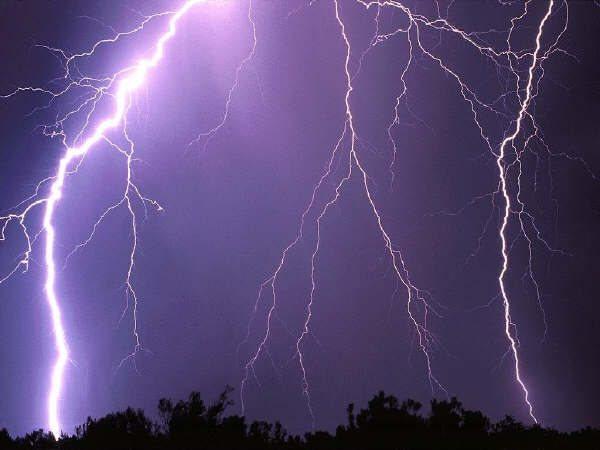 ¿Cómo capturar un rayo de 2.2 millones de volts?