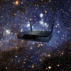 ¿Routers Wi-Fi en el espacio?