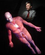 CAVEman: Holograma 4D del cuerpo humano