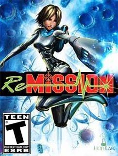 Re-Mission: Un videojuego sobre el Cáncer