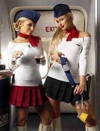 Fly Pink, una aerolínea solo para mujeres