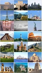 Quedan pocos días para votar las nuevas 7 Maravillas del Mundo