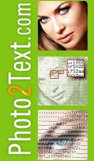 Photo2Text, para poner tus fotos en código ASCII
