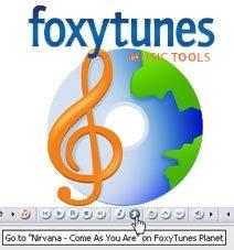FoxyTunes: Controla tu reproductor de música desde Firefox