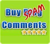 BuyBlogComments: Compra spam en comentarios