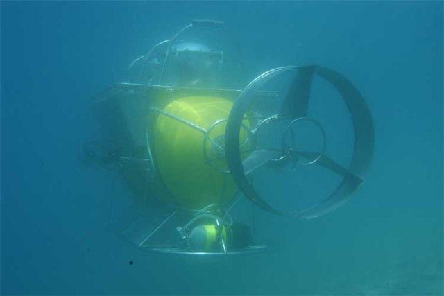 Construye tu propio submarino