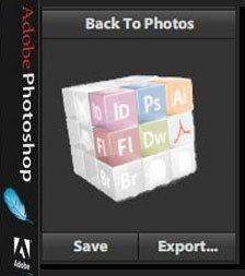Adobe Photoshop Express, edición de imagen en línea