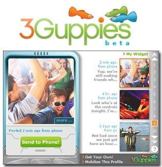 3Guppies: Ringtones, vídeos y wallpapers para tu teléfono móvil