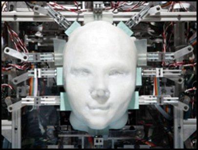 WD-2, el robot de las mil caras