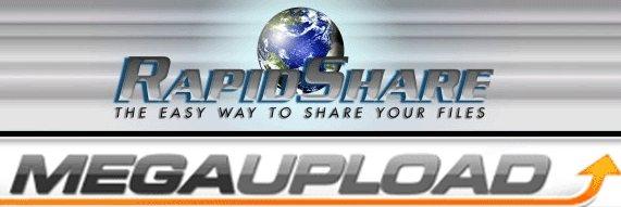 ¿Cómo buscar archivos en Rapidshare y Megaupload?