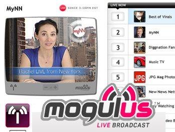 Mogulus: tu propio canal de televisión