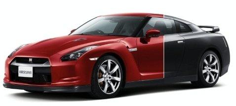 nissan camaleon un coche que puede cambiar de color neoteo. Black Bedroom Furniture Sets. Home Design Ideas