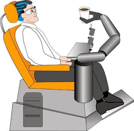 Brain2Robot, el brazo robot ortopédico controlado por la mente