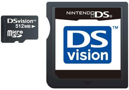 DSvision: Descarga música, películas y cómics a tu Nintendo DS