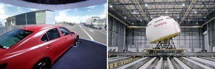 Toyota presenta el simulador de manejo más moderno del mundo