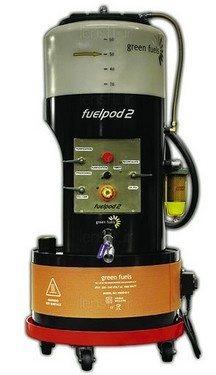 FuelPod2: Biodiésel en base a aceite de cocina