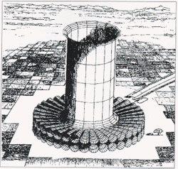 Torre de energía tendría poder para abastecer 15 planetas