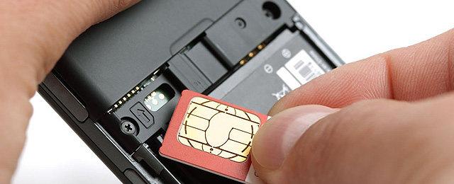 Tarjetas SIM hackeadas