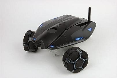 Rovio: Lo nuevo de WowWee, un robot que sabe guiarse