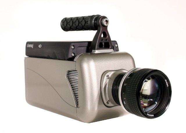 Phantom V12, la cámara que puede grabar un millón de cuadros por segundo.