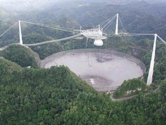 SETI: ¿Dónde están los extraterrestres?
