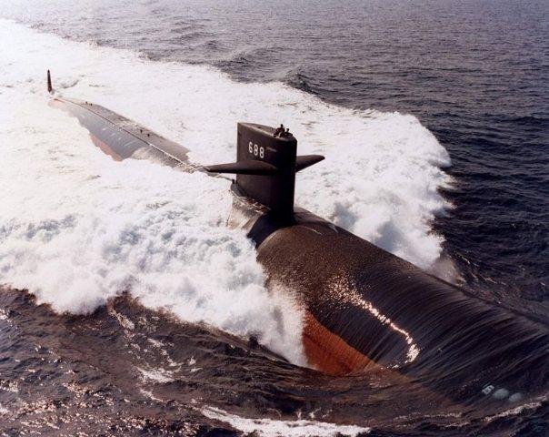 ¿Como funciona un submarino?
