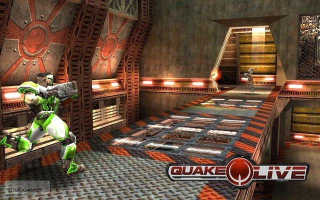 Quake Live, juega gratis al Quake en tu navegador