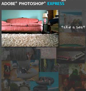 Photoshop Express (Beta) en línea
