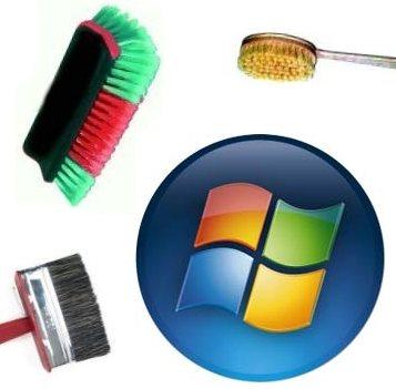 Cómo limpiar el registro en Windows Vista