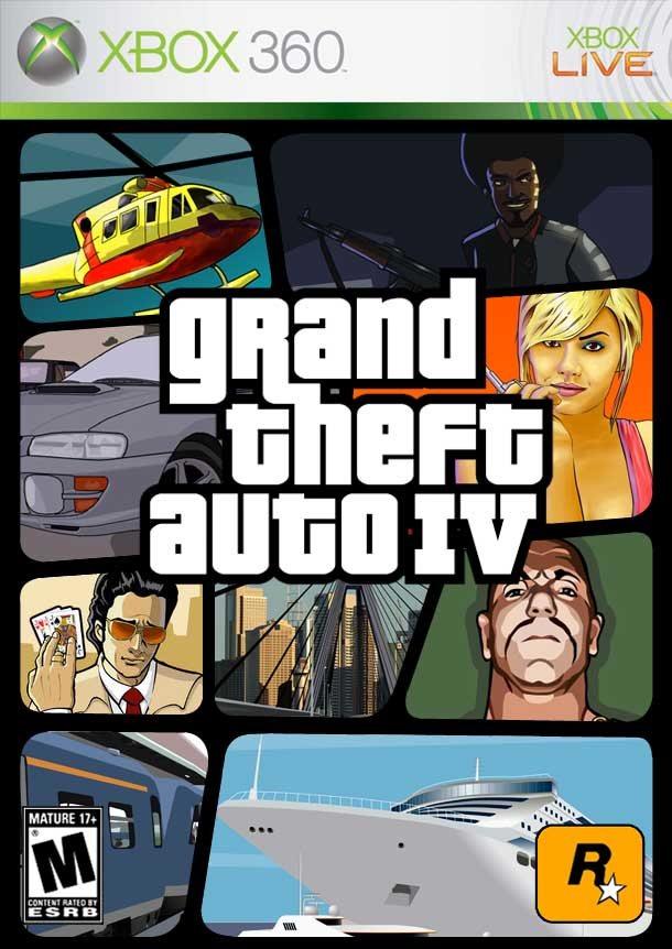GTA IV: filtrado y listo para descargar