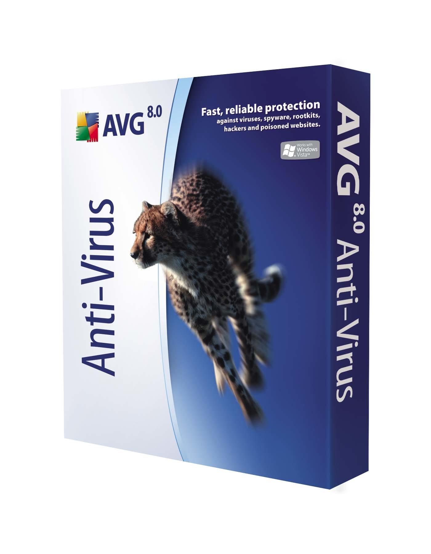 AVG 8 Antivirus Gratis