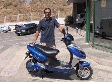 Motos Eléctricas en España