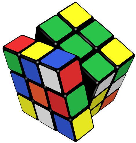 Descubierto el Algoritmo de Dios para el cubo de Rubik