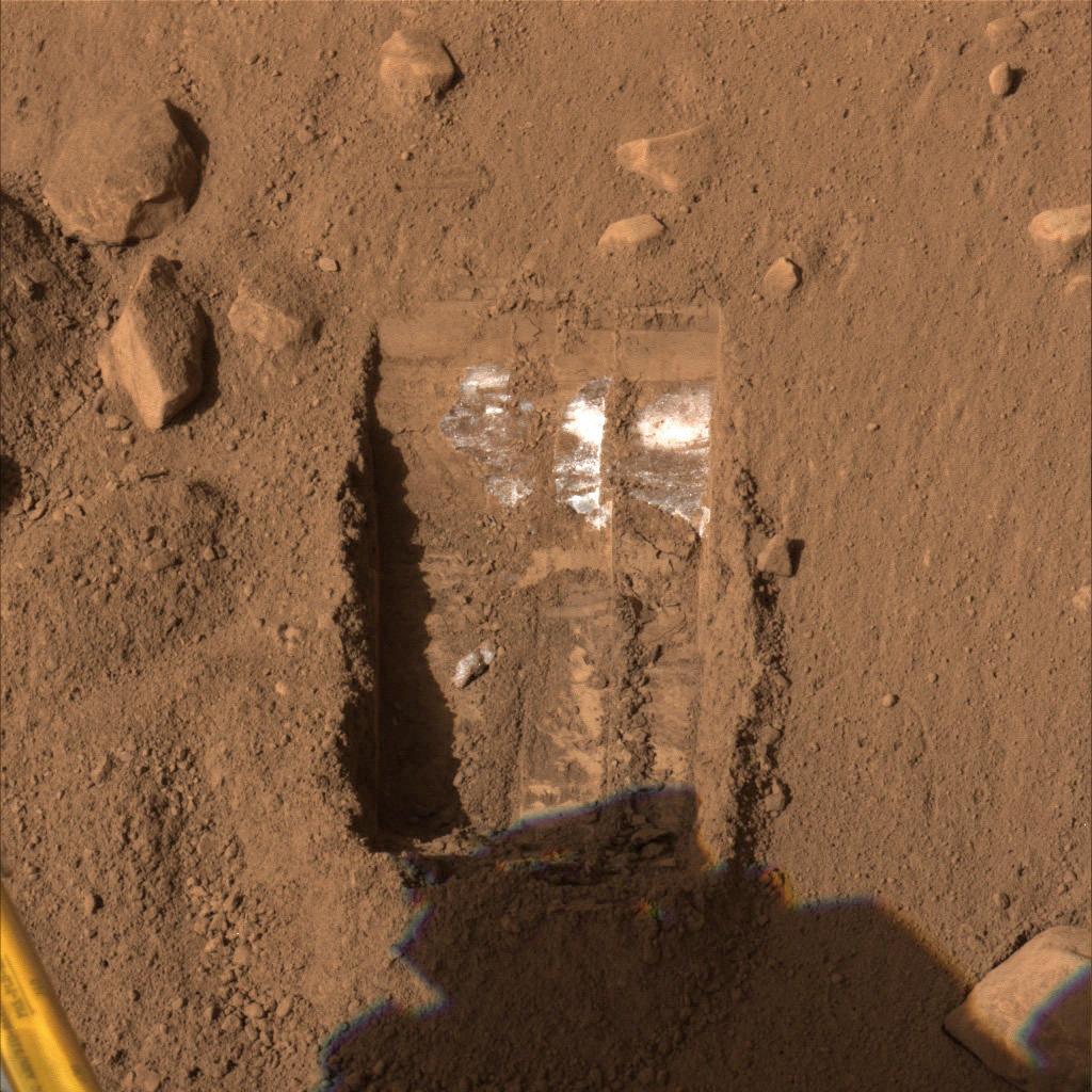Confirmado: ¡Hay agua en Marte!
