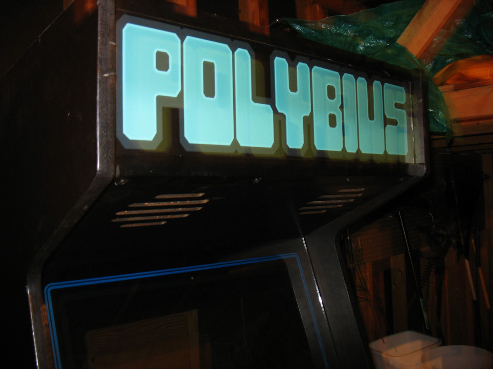 Polybius: La recreativa del horror
