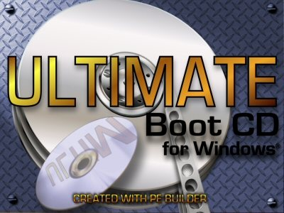 Ultimate Boot CD: Reparación de Windows